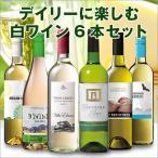 ワイン 第39弾 デイリーに楽しむ白ワイン6本セット