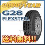サマータイヤ GOODYEAR G28 FLEXSTEEL 145R10 6PR バン・小型トラック用