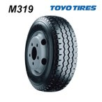 サマータイヤ TOYO TIRES M319 205/75R16 113/111L バン・小型トラック用