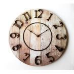 壁掛け時計 おしゃれ アンティーク 木製 バレル クロック Barrel Clock 掛け時計