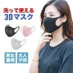立体マスク 水洗い可能 花粉予防 男女兼用