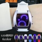 LEDデジタル腕時計 ウォッチ デジタルウォッチ メンズ メール便1限定送料無料 代引き不可【6月中旬-6月下旬 頃発送予定】