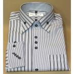 BBCO ビビコ ドレスシャツ カッターシャツ ワイシャツ グレー セール17%OFF w−17110−1