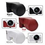 Panasonic LUMIX DMC-GF6 カメラケース レンズキット対応 ネックストラップセット