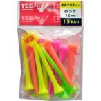 レザックス TEE-OFF 蛍光プラスティックティ アイアン 72mm/15本 TOPL-2128 LEZAX