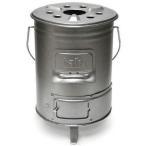 田中文金属 タブ マルチに使える 缶ストーブ 薪ストーブ 木炭コンロ コンパクトマルチオーブン
