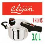 ショッピング圧力鍋 ワンダーシェフ エリユム片手圧力鍋 3.0L (YCSA30E)