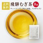 【送料無料】 ◆【水出し推奨】 飛騨むぎ茶ティーバッグタイプ 10g×20バッグ×5袋セット◆