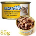 猫用 フォルツァ10 メンテナンス マグロ&白身魚 85g缶 forza10正規品