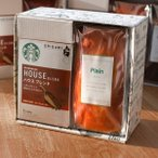 ギフト プレゼント コーヒー スイーツ スターバックスコーヒー×クリエグリエ 選べる金澤窯出しパウンドケーキギフト 2個セット スタバ 内祝い 贈答品