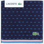 LACOSTE(ラコステ) Lサジェス スポーツタオル/ダークブルー LS15175DB 結婚内祝い 出産内祝い ギフト 贈答品 贈り物 お返し