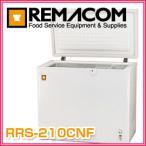 【納期4月下旬頃】■送料無料■ レマコム 冷凍ストッカー 210L RRS-210CNF