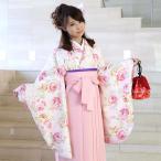 LIZ LISA(リズリサ)卒業式 袴 レンタル 女 袴セット 卒業式袴セット2尺袖着物&袴 フルセットレンタル  安い