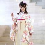 LIZ LISA(リズリサ) 卒業式 袴 レンタル 女 袴セット 卒業式袴セット2尺袖着物&袴 フルセットレンタル  安い