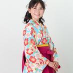 卒業式 袴 レンタル 小学生 女の子 「ジュニア卒業式14点セット袴レンタルセット」小学校  ひな祭り