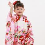 七五三 着物 3歳 きもの 3才 三歳  ひな祭り着物 衣装