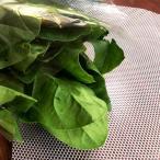 葉物野菜の袋詰め補助具 野菜がつるりん white 37×30cm 1枚 − 一色本店