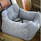 送料無料 ペット用品 ペットベッド ペットクッション ドライブシート ベッド ドライブボックス ペット用 車用 カー用品 中小型犬 お出かけ 汚れ防止 リード付き
