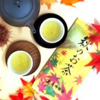 お茶 緑茶 日本茶 静岡茶 浅蒸し茶 秋のお茶100g