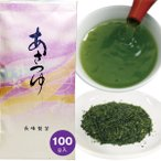 お茶 緑茶 日本茶 深蒸し茶 鹿児島茶 あさつゆ100g