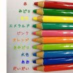 色鉛筆箸 (色えんぴつ) 22.5cm (1本) メール便可