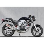 TYPE-S 10260-61SSR ヤマモトレーシング SPEC-A レース専用 ステン2-1 フルエキマフラー VTR用 VTR250 ステンレス2-1