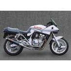 ヤマモトレーシング GSX250S カタナ SUS 4−1 カーボン