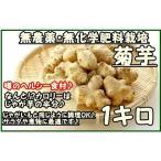 菊芋 1キロ  『無農薬・無化学肥料栽培』 埼玉県加須市 遠藤農園産ほか 有機栽培 菊芋 きくいも キクイモ 生 なま kikuimo
