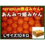 あんみつ姫 みかん Lサイズ 10キロ箱 佐賀県産 蔵出しみかん 熟成みかん 美味しいみかん