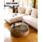 ウォーターヒヤシンス コーヒーテーブル ローテーブル ソファテーブル アジアンテーブル PERFORMAX
