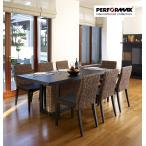 アジアン ウォーターヒヤシンス 大型 ダイニングテーブル 食卓 6〜8人用 PERFORMAX