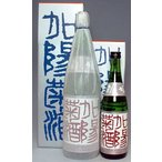 大吟醸のローコスト版 加賀の菊酒、石川県白山市の銘醸蔵 菊姫 加陽菊酒 吟醸酒 720ml