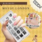 MOYOU LONDON (モーユーロンドン) スタンプネイル用イメージプレート Tropical(トロピカル)08