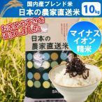 【送料無料】【精米】国内産ブレンド米 日本の農家直送米 10kg