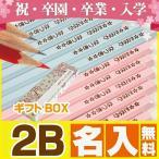 3ダースでメール便無料 国産2Bパステルカラー名入れ鉛筆1ダース(ナチュラルウッド名入れえんぴつ学童勉強道具)