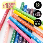 名入れ色鉛筆 ピタリ イロドリ 小学校 入学準備 卒園祝い