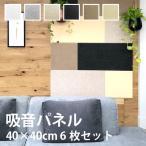 防音 吸音パネル 45C 硬質 壁 床 40x40cm フェルメノン 1枚
