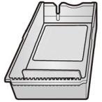 シャープ 冷蔵庫用 貯氷ケース 201428
