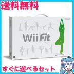 ショッピングWii Wiiフィット バランスwiiボード同梱 シロ  Wii fit 動作品 箱付き 中古