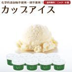 プレゼント アイスクリーム 詰め合わせ ミルク 8個 ギフト お菓子 スイーツ 卵不使用 無添加 送料無料 [冷凍便] gift