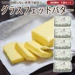 グラスフェッドバター 国産 岩手 100g×5個 無塩バターバターコーヒー 放牧 無添加 [冷蔵便/冷凍同梱可]sep