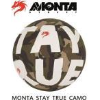 モンタ ストリートサッカーボール 4.5号球 「MONTA」 STAY TRUE CAMO