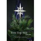 クリスマスツリー オーナメント クリスマス ツリートップスター(ソリッドシルバー)飾り クリスマス装飾 星型オ−ナメント クリスマスツリートップ 飾りつけ CH