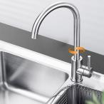 キッチン水栓 キッチン用水栓 ニューウエーブシリーズ シングルレバー混合栓(台付き1穴タイプ) ハンドシャワータイプ 吐水口:ソフト・シャワー 混合水栓 蛇口