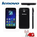 Lenovo A806 ブラック LTE 8コア 5インチHD IPS液晶 RAM2GB ROM16GB SIMフリーフリースマートフォン Android  LTE通信 3G通話 Bluetooth GPS オクタコアCPU
