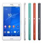 【新品・未使用】 Sony Xperia Z3 Compact D5833 SO-02G ブラック 【ソニー】【スマホ】【海外携帯】【白ロム】【SIMフリー】携帯電話 4G LTE 【当社90日保証】