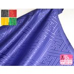 紗綾形サテンジャガード 卍丸 さやがた 卍型 シャンブレー 生地 布 120090
