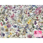 ショッピングプリント LIBERTYリバティプリント Wild Flowersワイルド・フラワーズ 3634251 AE/CE 2017新定番エターナルコレクション タナローン 送料無料 国内定番