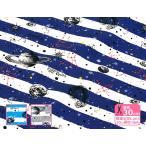 "Yahoo!ホビー家コテツ男の子向きオックスプリント""宇宙空間""惑星・銀河・星座(巾110cm)【生地・布】【KOKKA】"