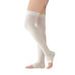 一般医療用サポーターシルク混ギュギュット2枚組  サポーター 医療用 シルク 着圧 下肢静脈瘤 むくみ 血行